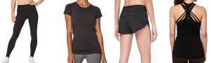 5 piezas de ropa deportiva cómoda de la marca Lululemon que te encantará usar todo el tiempo