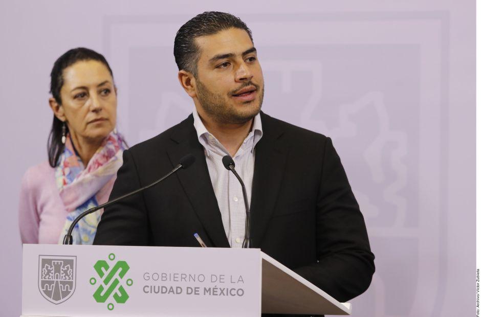 Alertan sobre riesgo de nuevo atentado contra García Harfuch, jefe de la policía de la CDMX