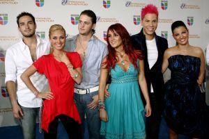 Exintegrantes de RBD reaccionan al embarazo de Dulce María