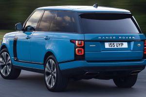 Range Rover celebra medio siglo de vida y lo celebra con una edición limitada vintage