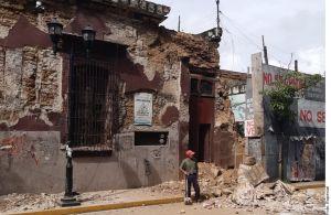 Impresionante: Video muestra cómo se mueve el suelo durante el terremoto de 7.5 en México