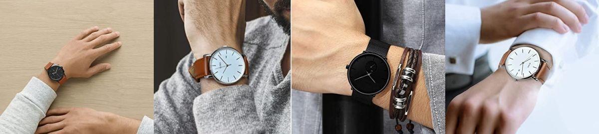 5 estilos de relojes de hombre que puedes usar tanto en el trabajo como en tu día a día