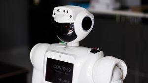 IPN crea robot para sanitizar hospitales en México