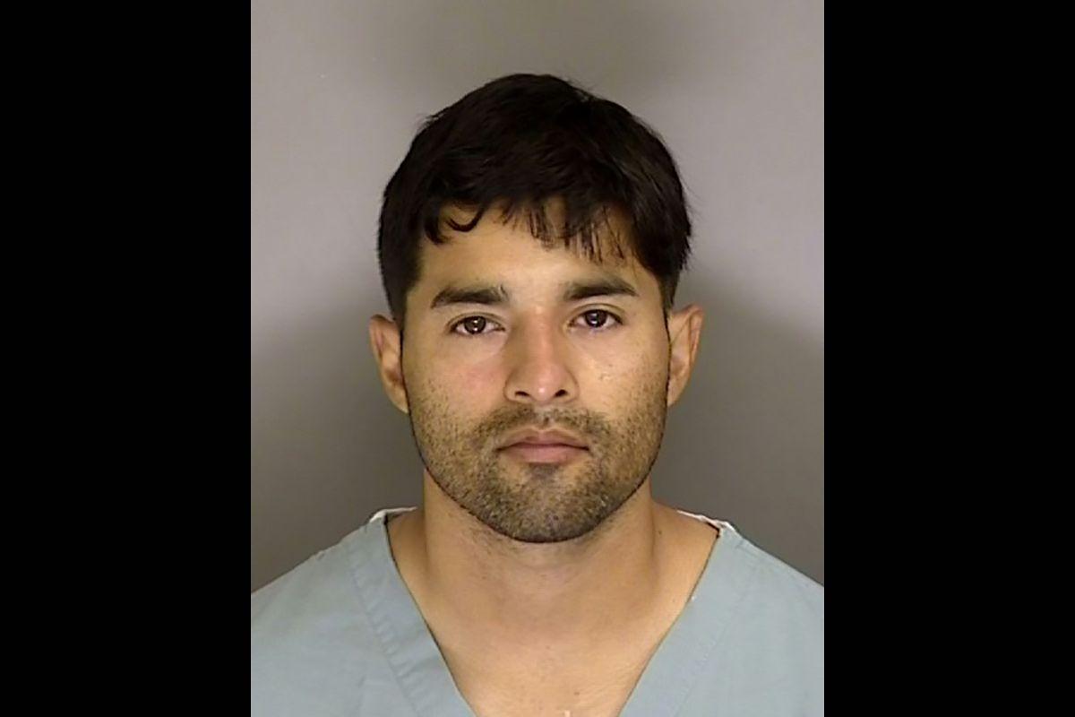 Steven Carrillo, sospechoso de matar policía en California.