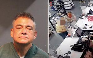 Pandillero de 50 años es acusado de secuestrar a anciano en Santa Ana