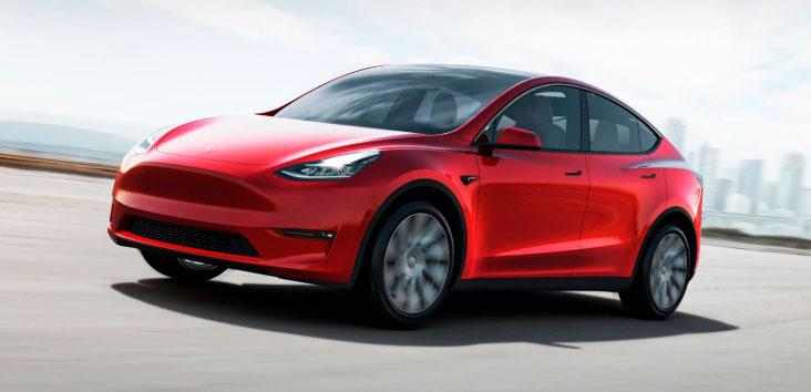 El nuevo Tesla Model Y está cerca de llegar a Europa y esta imagen lo comprueba