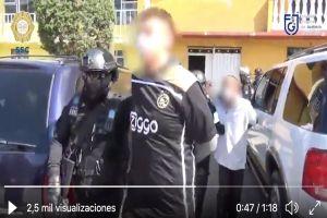 VIDEO: Caen 17 narcos con marihuana y cocaína, entre ellos 6 mujeres y un menor de edad