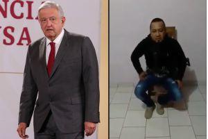 """""""Transas y corrupción"""", AMLO ordena investigar liberación de la mamá de """"El Marro"""""""