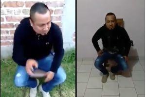 AUDIO: El Marro niega estar detrás de masacre de 27 jóvenes y de amenazar a AMLO, culpa al CJNG