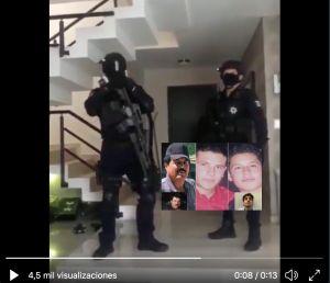 VIDEO: Sicarios de los Chapitos amenazan al Ruso, hombre de confianza del Mayo Zambada
