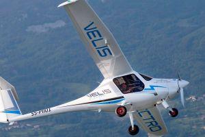Velis Electro es el primer avión eléctrico recibe una certificación oficial