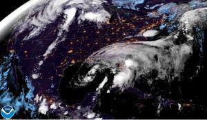 Tormenta tropical Cristóbal llega a EE.UU. y amenaza costas de Louisiana, Mississippi, Alabama y Florida