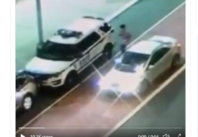 Ataque grabado en video