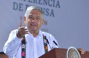 """""""En junio se va a tocar fondo"""", dice López Obrador sobre la economía mexicana"""
