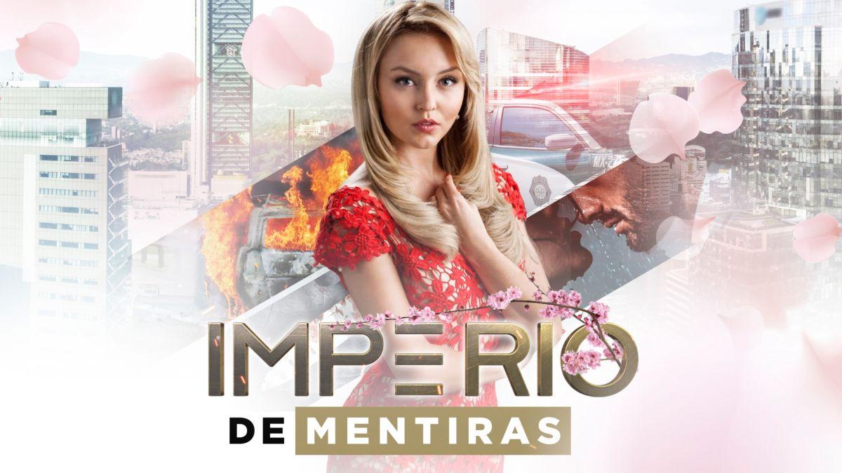 "Angelique Boyer regresa a Univision con ""Imperio de Mentiras"". / Foto: Univision"