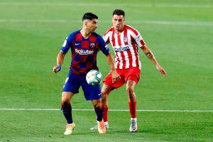 No le ganan a nadie: Atlético de Madrid le arrancó más puntos al Barça que casi se despidió de La Liga