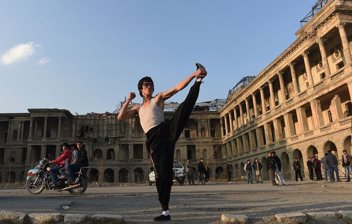 La otra cara de Bruce Lee: la historia del deportista que nunca perdió una pelea