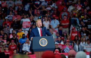 Puntos clave del discurso de Trump en Tulsa: COVID, Monumentos confederados y DACA