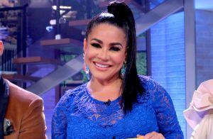 ¡Las mejores amigas! Carolina Sandoval y su esposo usan el mismo babydoll y hacen popular baile de TikTok