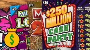 Dejó que el empleado eligiera el boleto de lotería y ganó $500,000 dólares