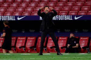 """El """"Cholo"""" es hombre récord: Diego Simeone se convirtió en el técnico más ganador del Atlético de Madrid"""