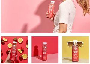 Uso y beneficios de beber jugo de colágeno