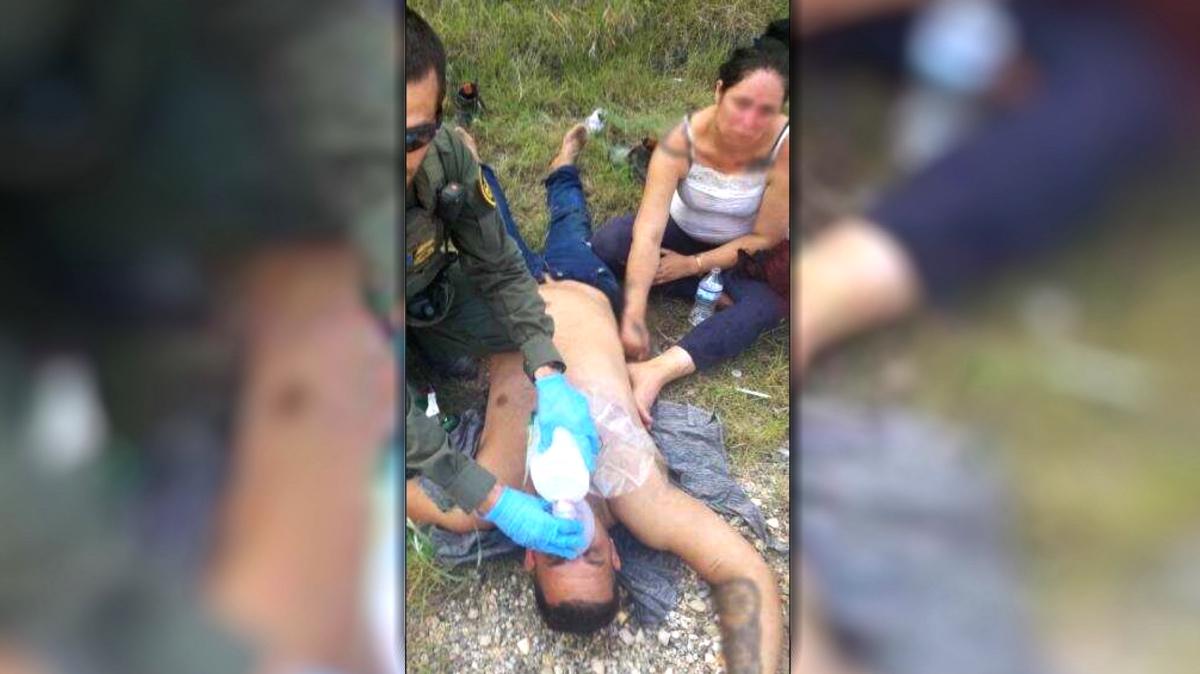 Rescatan a seis inmigrantes abatidos por el calor en la frontera de México-EE.UU.
