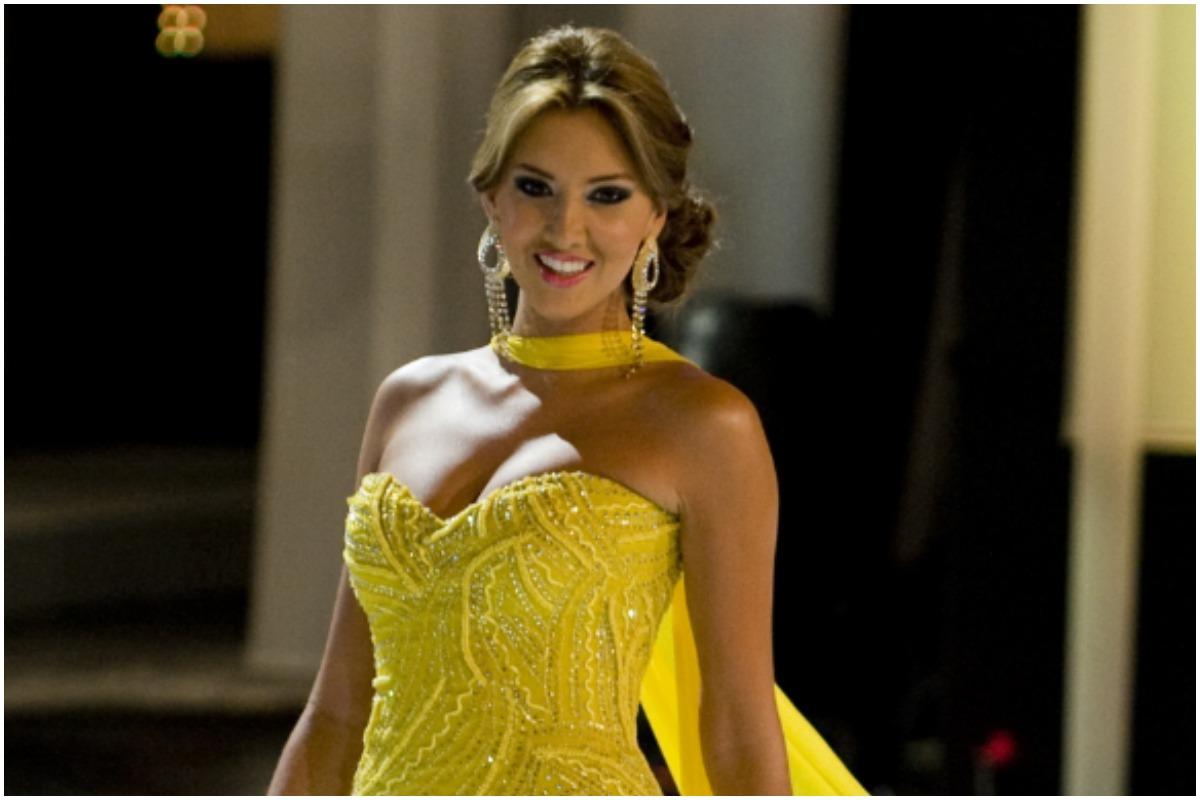 Así es la acogedora mansión temporal a la que se mudó la ex Miss Colombia, Daniella Álvarez