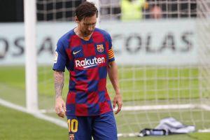 Ya se supo qué dijo: Leyeron los labios de Messi en el desplante que marcó la ruptura con el cuerpo técnico del equipo