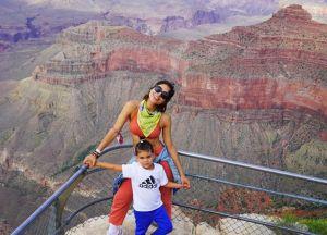 Alejandra Espinoza viaja en carretera por Estados Unidos para dar un gran anuncio que es…