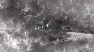Pequeños drones que sobrevuelan la frontera ubican a inmigrantes indocumentados