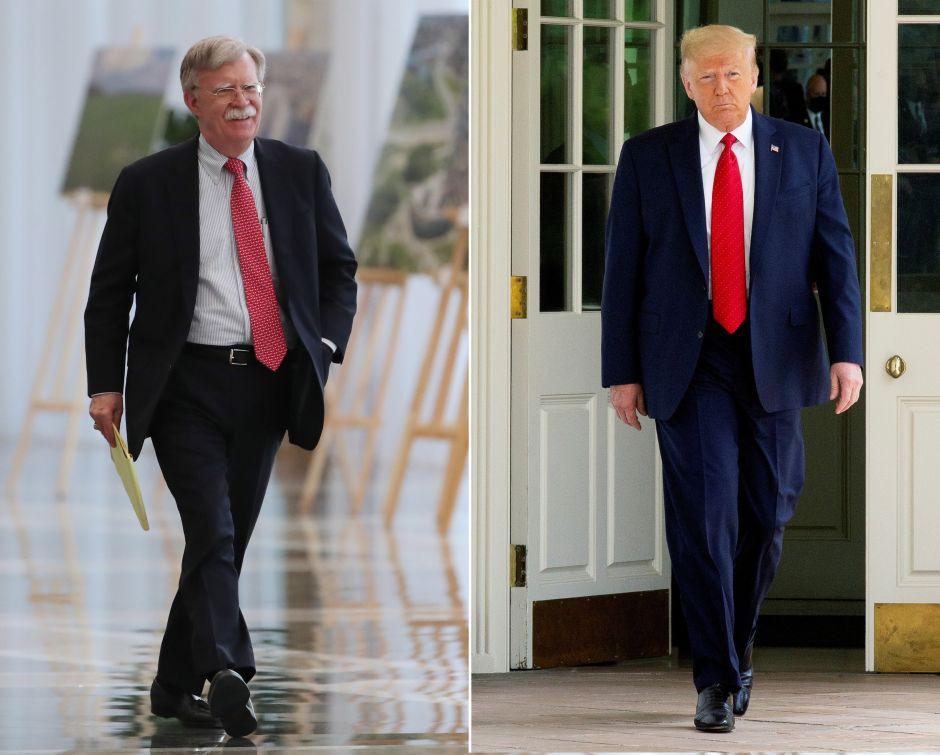 John Bolton, exasesor de Trump, asegura que el presidente pidió ayuda a China para su reelección