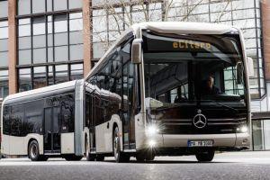 Mercedes-Benz crea el eCitaro G, el primer autobús eléctrico con baterías sólidas