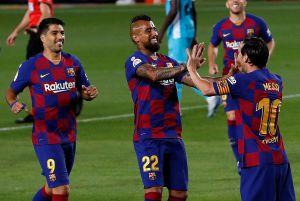 Arturo Vidal sueña con jugar en el América