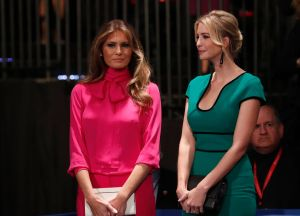 Los insultos entre Melania e Ivanka Trump