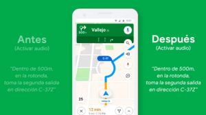 Google Maps tienen nueva voz en español, y ya la puedes escuchar