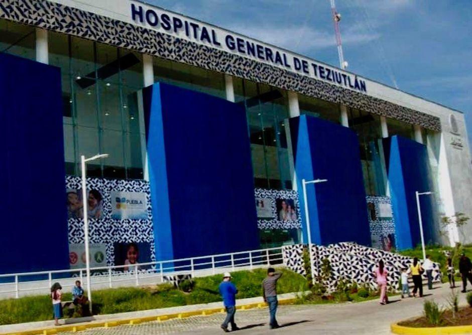 El Hospital General de Teziutlán tuvo un costo de alrededor de 25 millones de dólares