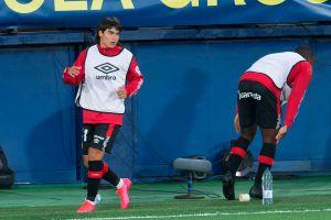 """El """"Messi Mexicano"""" de nuevo se quedó en la banca: medio mundo en espera del debut de Luka Romero"""