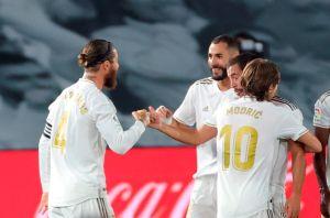 Una jornada más en la cima: el Real Madrid mantuvo el liderato de La Liga al derrotar al Mallorca