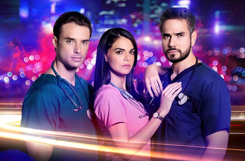 Univision confirma fecha de estreno de 'Médicos, línea de vida'