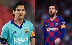Tarjeta Roja: Leo Messi sin barba es solo un simple mortal