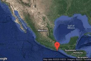 Emiten alerta de tsunami para México y países de Centroamérica