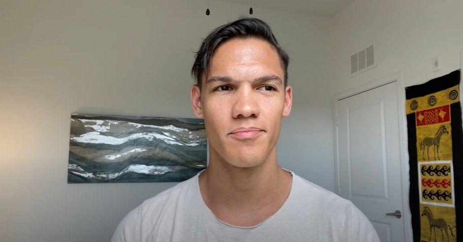 El emotivo video sobre la felicidad que dejó un joven de Miami días antes de morir