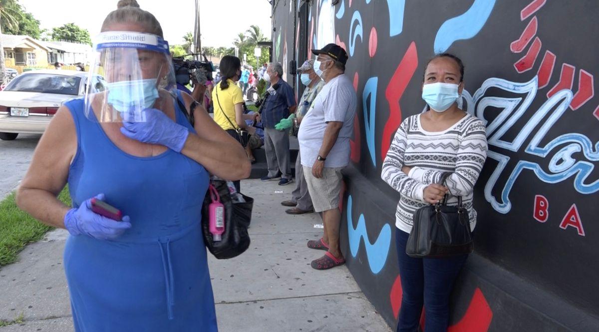 Florida registra 8,942 casos de coronavirus: se confirma que el rebrote se ha descontrolado