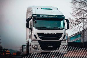 Llega el poderoso Energon, un nuevo camión eléctrico a base de hidrógeno capaz de alcanzar los 700 km de autonomía
