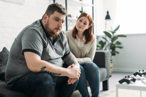 ¿Cuáles son los riesgos de la baja autoestima si sufres de sobrepeso?