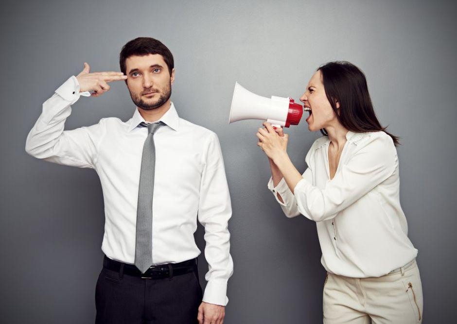 La gestión de la ira en el trabajo