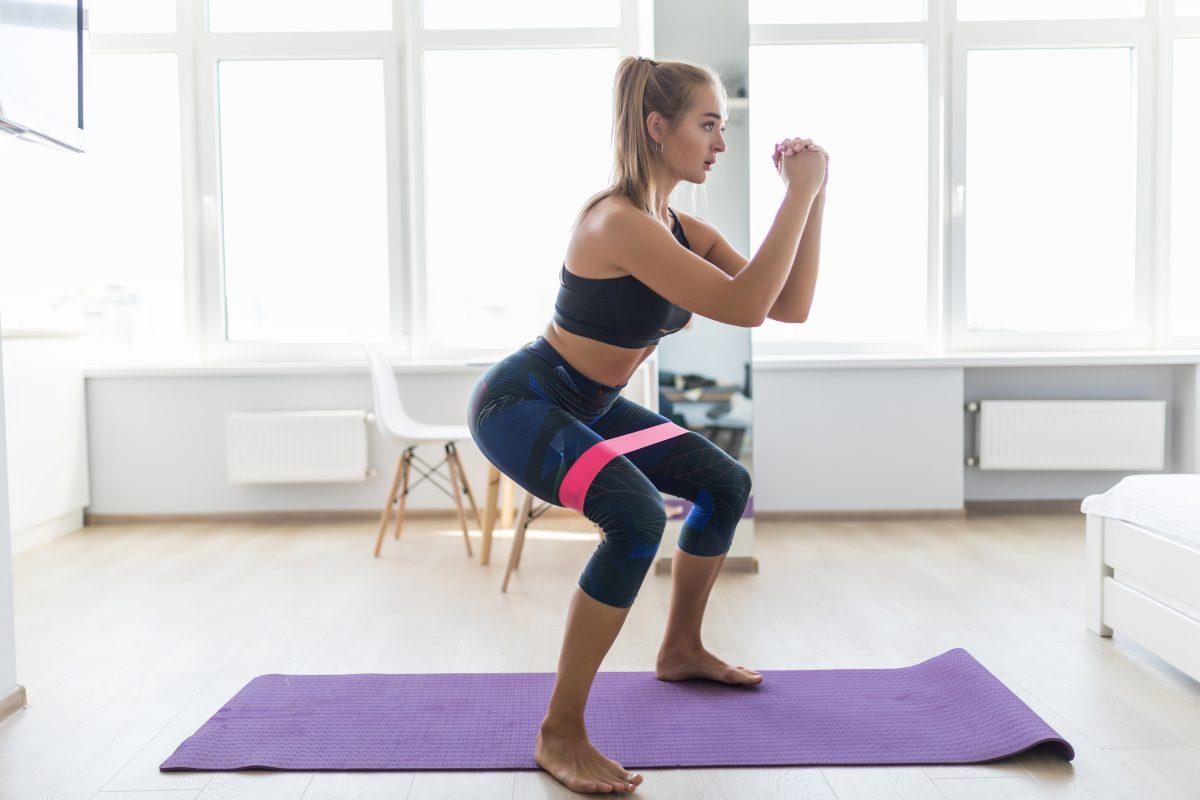 Tipos de ejercicios isométricos que puedes realizar en casa