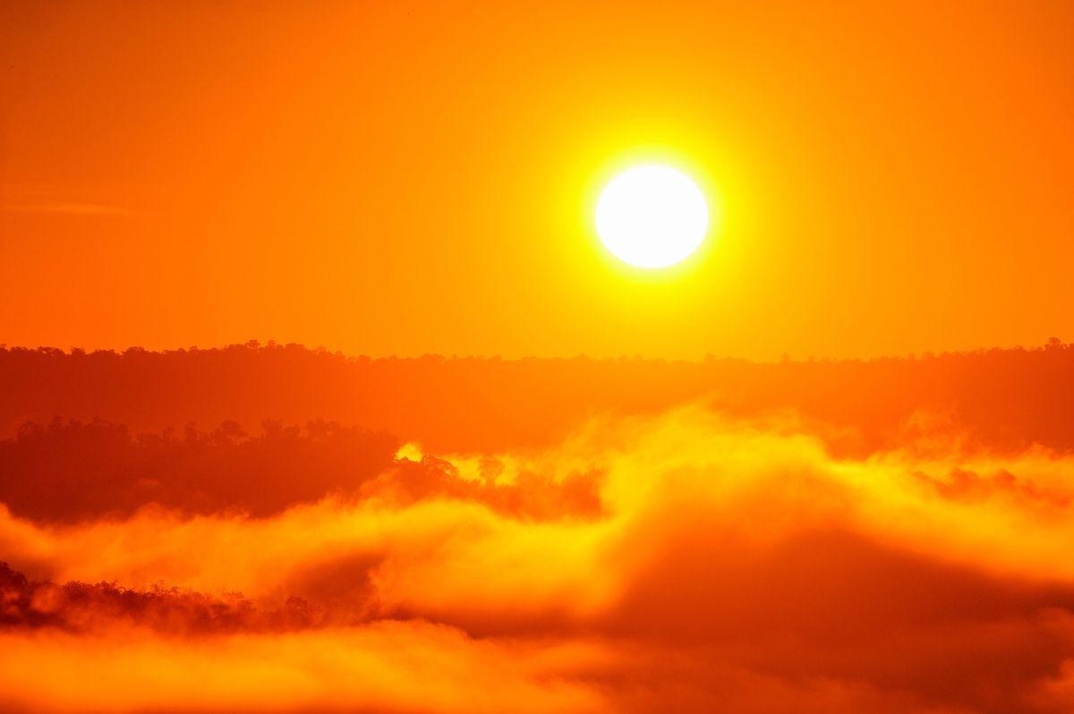 Los períodos con menor actividad solar son normales y se dan en forma periódica, cada 11 años.