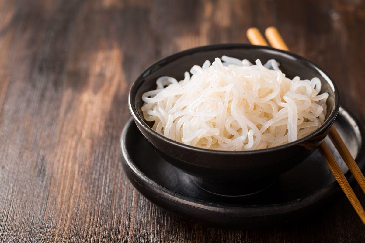 Descubre la pasta sin calorías que ayuda a adelgazar